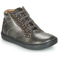 Schuhe Mädchen Boots GBB RAYA Grau / Dpf / 2706