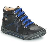 Schuhe Jungen Klassische Stiefel GBB RAYMOND Schwarz / Dpf / Stryke