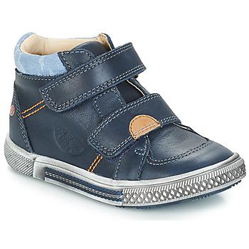 Schuhe Jungen Boots GBB ROBERT Blau