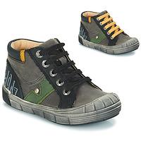 Schuhe Jungen Boots GBB REINOLD Grau