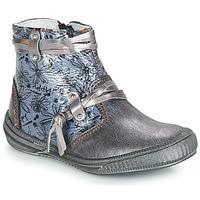 Schuhe Mädchen Boots GBB REVA Blau