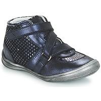 Schuhe Mädchen Boots GBB RIQUETTE Marine / Dpf / Regina