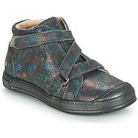 Schuhe Mädchen Sneaker High GBB NADEGE Grau