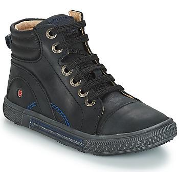 Schuhe Jungen Boots GBB RALPH Schwarz / Dpf / Stryke