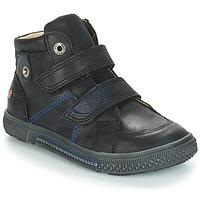 Schuhe Jungen Boots GBB RANDALL Schwarz / Dpf / Stryke
