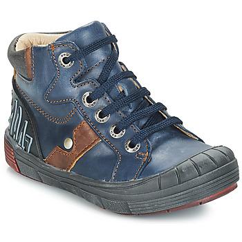 Schuhe Jungen Sneaker High GBB RENZO Blau