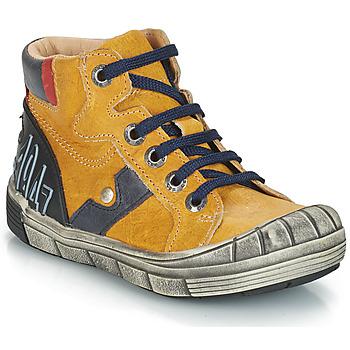 Schuhe Jungen Boots GBB RENZO Gelb