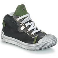 Schuhe Jungen Sneaker High GBB RONALD Grau / Grün