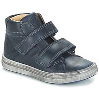 Schuhe Jungen Boots GBB NAZAIRE Marine / Dpf / 2835