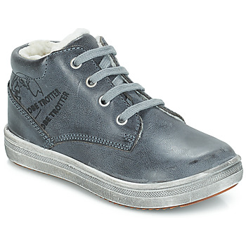 Schuhe Jungen Klassische Stiefel GBB NINO Grau / Dch / 2835
