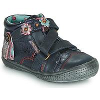 Schuhe Mädchen Boots Catimini ROQUETTE Marine