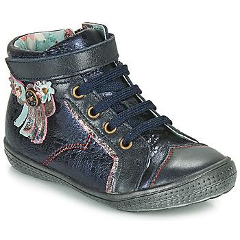 Schuhe Mädchen Boots Catimini ROSIER Marine