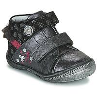 Schuhe Boots Catimini ROSSIGNOL Grau-gold / Dpf / 2822