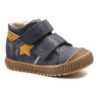Schuhe Jungen Boots Catimini RADIS Marine-ocker / Dpf / Linux