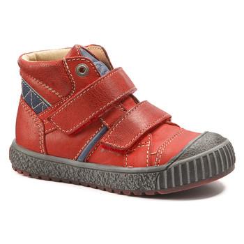 Schuhe Jungen Sneaker High Catimini RAIFORT Rot-marine / Dch / Linux
