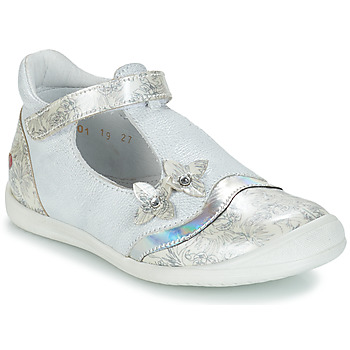 Schuhe Mädchen Ballerinas GBB SERENA Weiss