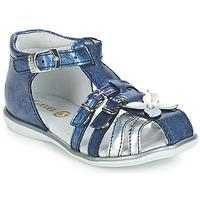 Schuhe Mädchen Sandalen / Sandaletten GBB SHANICE Blau