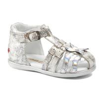 Schuhe Mädchen Sandalen / Sandaletten GBB SHANICE Pearl-bedruckt / Dpf / Rensa