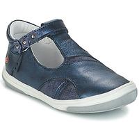 Schuhe Mädchen Ballerinas GBB SHAKIRA Blau