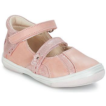 Schuhe Mädchen Sandalen / Sandaletten GBB SYBILLE Rose / Dpf / Dinda