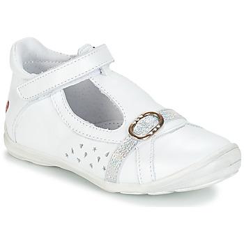 Schuhe Mädchen Ballerinas GBB SALOME Weiss