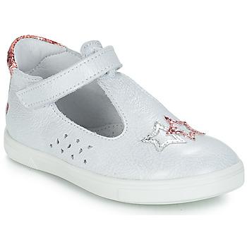 Schuhe Mädchen Ballerinas GBB SABRINA Weiss