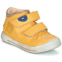 Schuhe Jungen Boots GBB SAMY Gelb