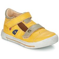 Schuhe Mädchen Ballerinas GBB STEVE Gelb