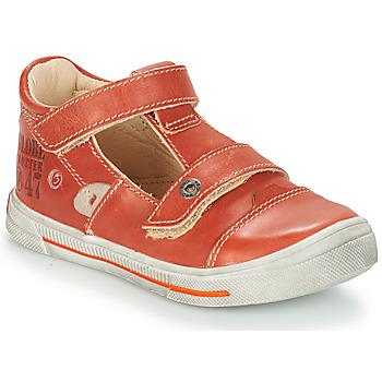 Schuhe Mädchen Ballerinas GBB STEVE Rot