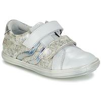 Schuhe Mädchen Sneaker Low GBB SHEILA Weiss