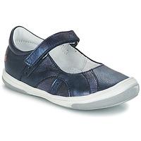 Schuhe Mädchen Ballerinas GBB SYRINE Blau