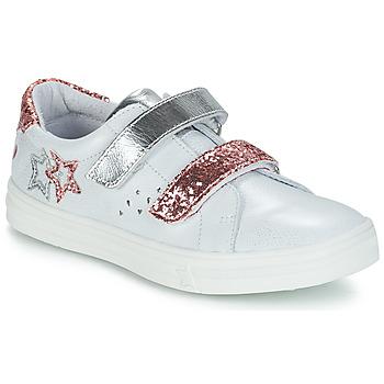 Schuhe Mädchen Klassische Stiefel GBB SANDRA Pearl-rosa / Dpf / Dolby