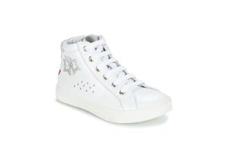 Schuhe Mädchen Sneaker High GBB SERAPHINE Weiss