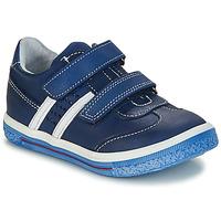 Schuhe Jungen Boots GBB STALLONE Marine / Dpf / Times