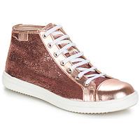 Schuhe Mädchen Boots GBB IMELDA Svt / Rosa-gold / Dpf / 2835