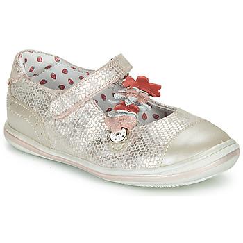 Schuhe Mädchen Ballerinas Catimini STROPHAIRE Rose