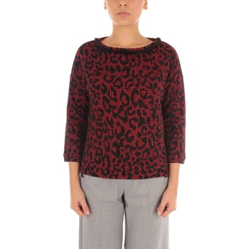 Kleidung Damen Pullover Iblues MOZZO Pullover & Sweatshirts Frau red red