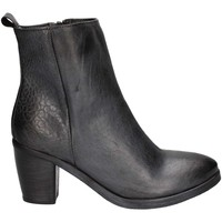 Schuhe Damen Low Boots Looking 601 Stiefeletten Frau Grey Grey