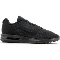 Schuhe Herren Sneaker Low Nike Air Max Sequent 2 Homme Schwarz