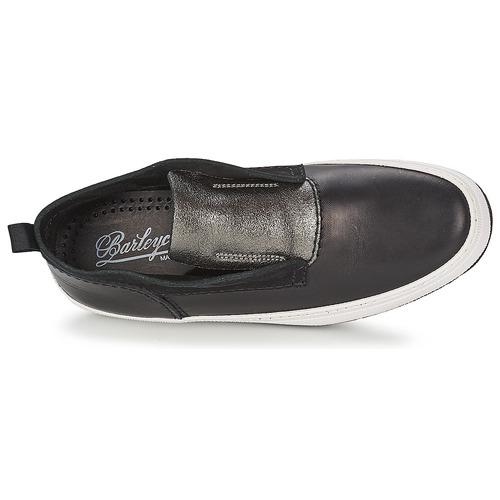 Barleycorn CLASSIC Schwarz  Schuhe Sneaker High Damen 99,50