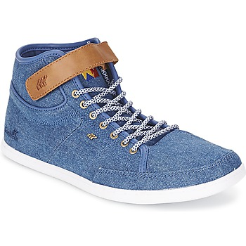 Schuhe Herren Sneaker High Boxfresh SWICH Blau