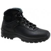 Schuhe Herren Sneaker High Grisport Dakar Schwarz