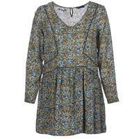 Kleidung Damen Kurze Kleider Kaporal VERA Beige / Multifarben