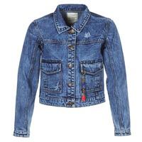Kleidung Damen Jeansjacken Kaporal BUCHE Blau