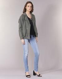 Kleidung Damen Slim Fit Jeans Kaporal PIA Blau