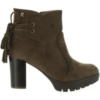 Schuhe Damen Low Boots Refresh 63654 Marr?n