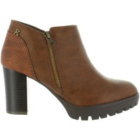 Schuhe Damen Low Boots Refresh 63658 Marr?n