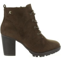 Schuhe Damen Low Boots Refresh 63648 Marr?n