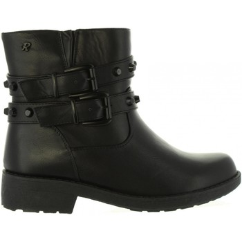 Schuhe Damen Low Boots Refresh 63838 Negro