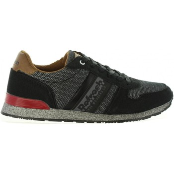 Schuhe Herren Sneaker Low Refresh 63949 Negro